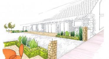 plans jardin saint helene